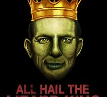 All Hail The Lizard King by AbbottChronicle