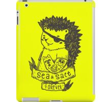 Hedgehog sailor iPad Case/Skin