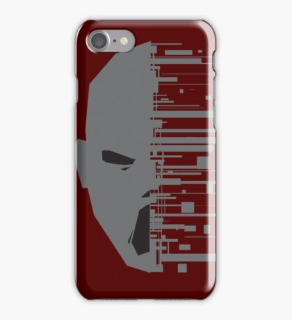 Fade Away iPhone Case/Skin