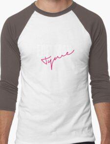 Edelmantyme Men's Baseball ¾ T-Shirt