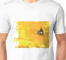 indoor lighting with shadow of tree and strong sunlight Unisex T-Shirt
