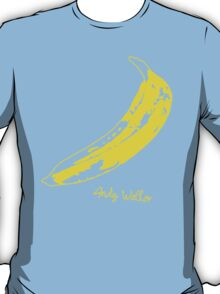 Retro Velvet Underground Andy Warhol Banana Rock Black T Shirt Sz S M L XL T-Shirt