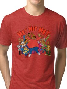 Fat Albert and the Cosby Kids T-Shirt Tri-blend T-Shirt