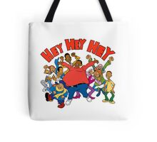 Fat Albert and the Cosby Kids Tote Bag