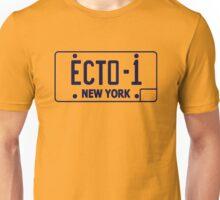 Ecto 1 Plate Unisex T-Shirt