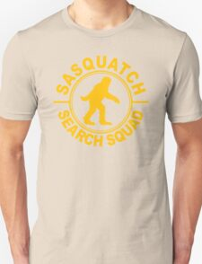 Sasquatch Tshirt bigfoot shirt FunnyT-Shirt funny shirt cool t shirt also available on crewneck sweatshirts and hoodies SM-5XL T-Shirt