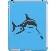 SHARKS WITH FRICKIN LASER BEAMS T-Shirt Soft Funny AUSTIN POWERS TEE Dr Evil iPad Case/Skin