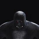 Monkey Man by weirdbird
