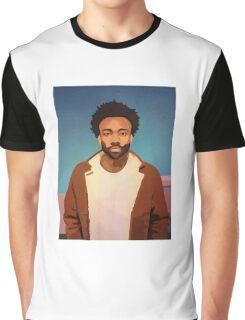 Childish Gambino Pharos New Design Graphic T-Shirt