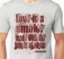 Love Quote - Shakespeare Unisex T-Shirt