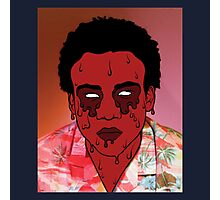 Childish Gambino Paros Merchandise Photographic Print