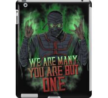 Ermac iPad Case/Skin