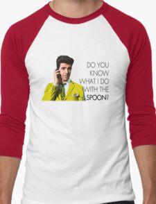 Utopia - Lee's quote Men's Baseball ¾ T-Shirt
