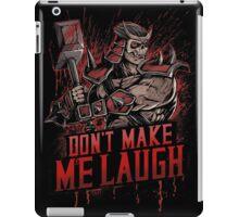 The Emperor iPad Case/Skin