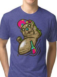 Otter No. 12 Tri-blend T-Shirt
