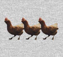 CSGO Chickens by AlyssaMage