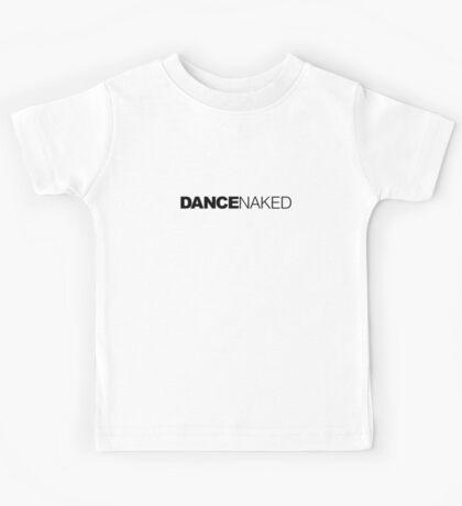 Dance Naked Kids Tee