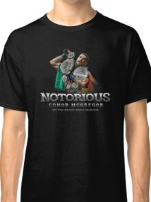 McGregor 2 Weight World Champ Classic T-Shirt