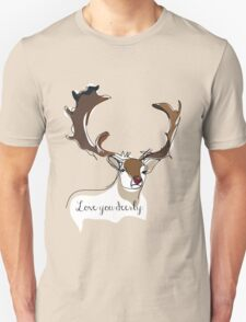 Deerly Unisex T-Shirt