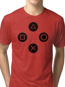 Video game T-Shirt funny t shirt ps3 cool tshirt gamer t shirt xbox ps4 nintendo (also available on crewneck sweatshirts and hoodies) SM-5XL Tri-blend T-Shirt