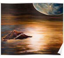 Oíche Ghealaí/Moonlit Night Poster