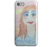 Evangeline iPhone Case/Skin