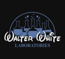 Walter White Laboratories T Shirt Breaking Pinkman Bad AMC Heisenberg Mr White by beardburger