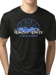 Walter White Laboratories T Shirt Breaking Pinkman Bad AMC Heisenberg Mr White Tri-blend T-Shirt