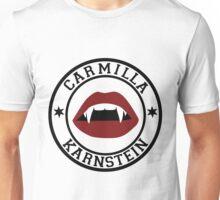 Carmilla Karnstein Unisex T-Shirt