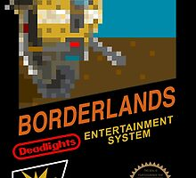 Borderlands 8-Bit NES Cover by Deadlights