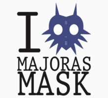 The legend of Zelda - Love Majora's Mask by Excels