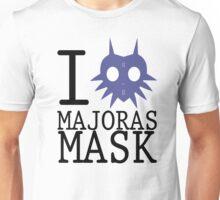 The legend of Zelda - Love Majora's Mask Unisex T-Shirt