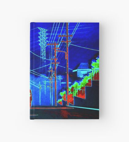 WiReDNight (Serial Experiments Lain) Hardcover Journal