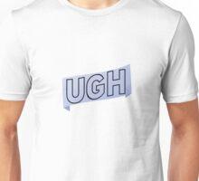 Ugh blue Unisex T-Shirt