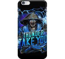 Thunder God iPhone Case/Skin