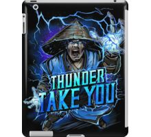Thunder God iPad Case/Skin