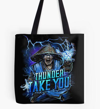Thunder God Tote Bag