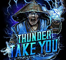 Thunder God by ottyag