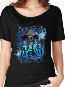 Thunder God Women's Relaxed Fit T-Shirt