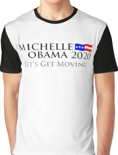 michelle obama Graphic T-Shirt
