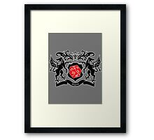 Coat of Arms - Bard Framed Print