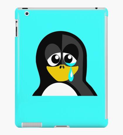 Crying Penguin  iPad Case/Skin