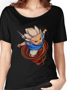 inazuma eleven go Women's Relaxed Fit T-Shirt