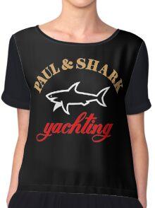 Paul & Shark Yachting Chiffon Top