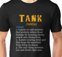 Funny Tank Shirt WoW T-Shirt Gaming Unisex T-Shirt
