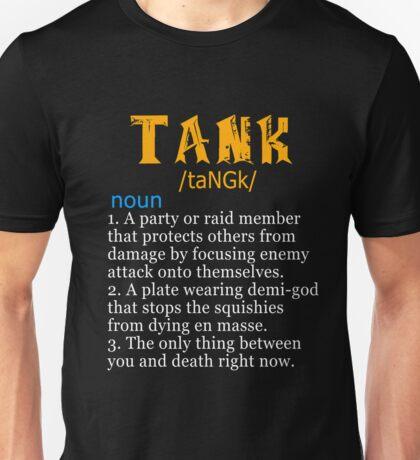 Funny Tank Shirt WoW T-Shirt Gaming Unisex T-Shirt