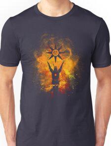Praise the sun Art Unisex T-Shirt