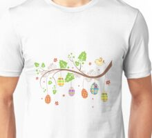 Happy easter in greek Unisex T-Shirt