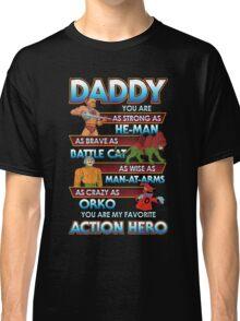 Dad - He Man Classic T-Shirt