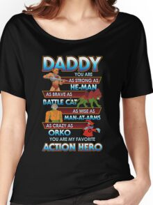 Dad - He Man Women's Relaxed Fit T-Shirt